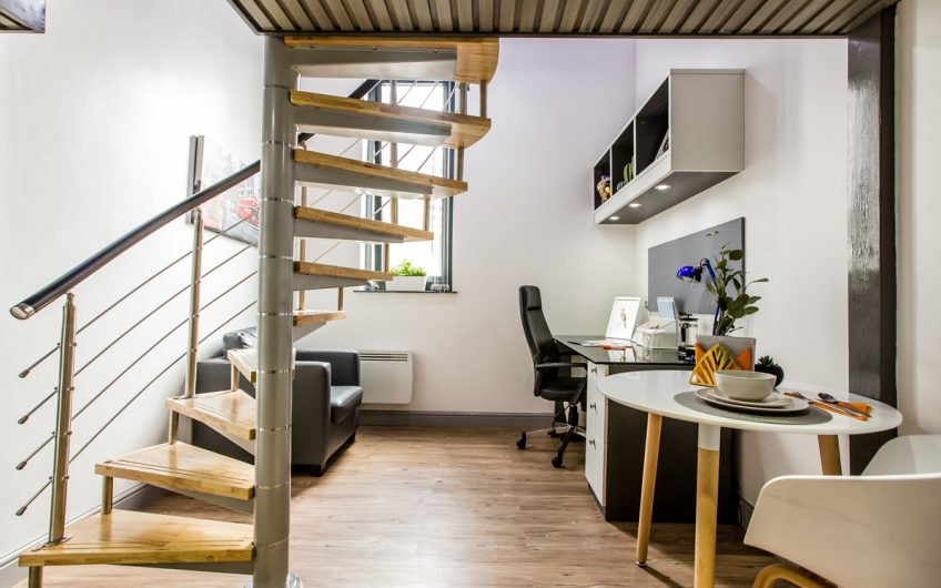 Shunde Place – Premium Mezzanine En-Suite