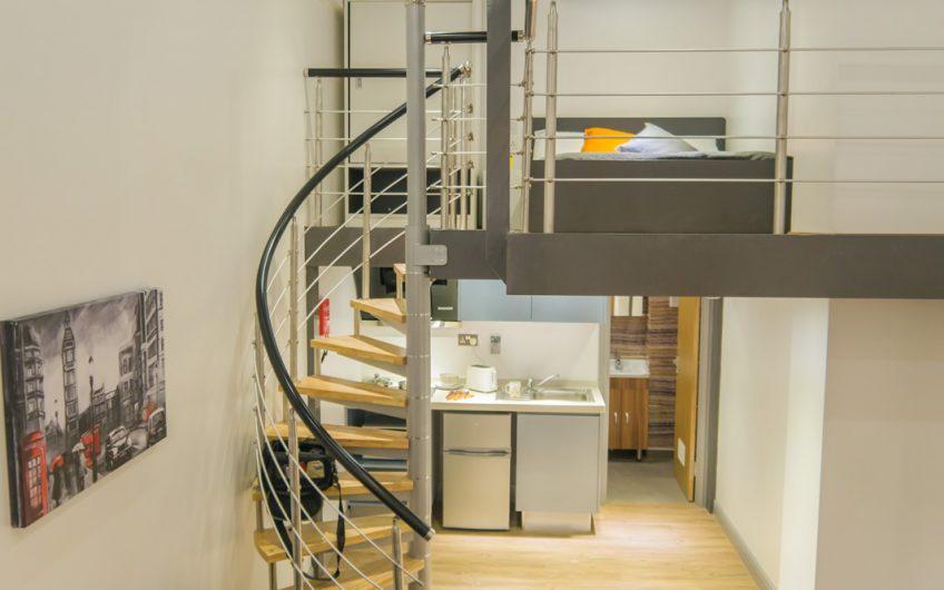 Shunde Place – Superior Mezzanine Studio